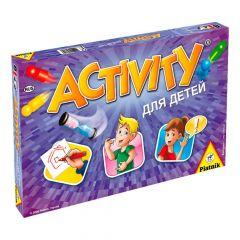 Настільна гра «Activity для дітей» (рус.), Piatnik 793646
