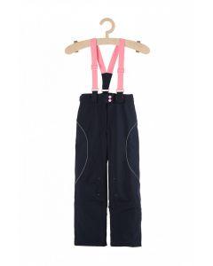 Лижні штани Soft shell для дівчинки, 4A3707