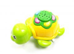"""Іграшка для дітей музична розвиваюча """"Черепаха"""", Lindo А 652"""