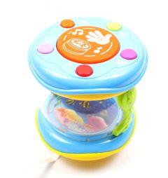"""Іграшка для дітей музична розвиваюча """"Акваріум"""", Lindo А 655"""