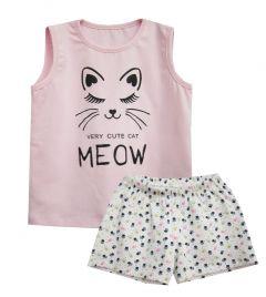 Пижама для девочки 7771