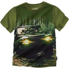 "Трикотажна футболка ""Джип"" для хлопчика, 9689"