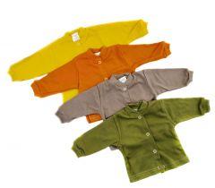 Сорочка з довгим рукавом для дитини (хакі), 1113