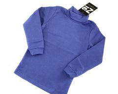 Трикотажний гольф для дитини (синій), ЗЛН133