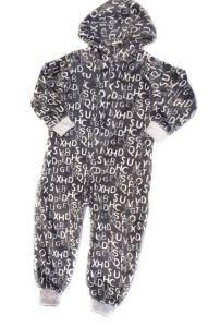 Плюшевый человечек для ребенка (серый), Мамине чадо 32-24