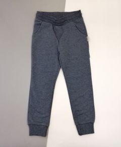 Трикотажні штани для дитини (сіро-синій меланж) ШТ-286