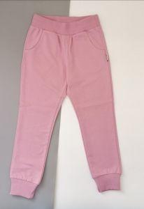 Трикотажні штани для дівчинки (рожеві) ШТ-269