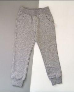 Трикотажні штани для дитини (світло-сірий меланж), Robinzone ШТ-332/323/333