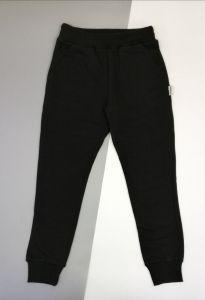 Трикотажні штани для дитини (чорні) ШТ-286