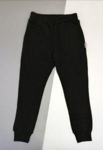 Трикотажні штани для дитини (чорні), Robinzone ШТ-317/318