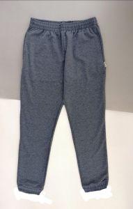 Трикотажні штани для дитини (сіро-синій меланж), Robinzone ШТ-324