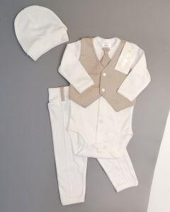 Святковий комплект для хлопчика, Little Angel 11346