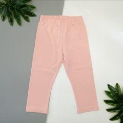 Трикотажні лосіни для дівчинки (світло-рожеві), ЛС-133