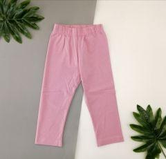 Трикотажні лосіни для дівчинки (рожеві), ЛС-133