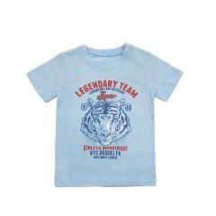Футболка для хлопчика (голуба), 204107-02