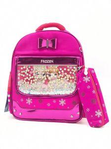 """Рюкзак для дівчинки """"Frozen"""" (рожевий), А940"""