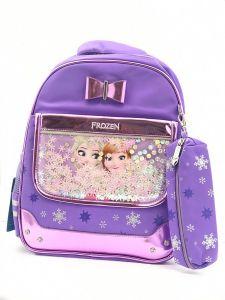 """Рюкзак для дівчинки """"Frozen"""" (фіолетовий), А940"""