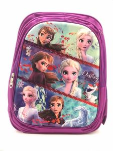 """Рюкзак для дівчинки """"Frozen"""" (фіолетовий), А07"""