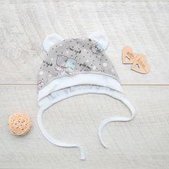 Трикотажна шапочка для малюка (Good Night) від Minikin, 2013501