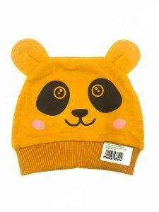 Трикотажна шапочка для дитини (жовта), Lotex 411-01