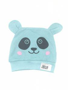 Трикотажна шапочка для дитини (бірюзова), Lotex 411-01