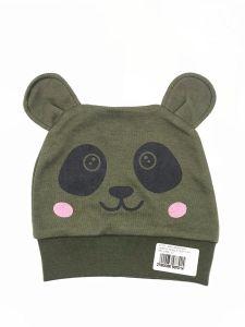 Трикотажна шапочка для дитини (хакі), Lotex 411-01
