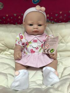 Лялька вінілова новонароджена (25 см), 2510, Berbesa