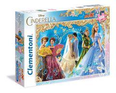 "Пазли ""Весілля Попелюшки"" Maxi Supercolor Clementoni 23687"