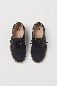 Стильні туфлі броги для дитини