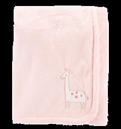 Плюшева ковдра для малюка
