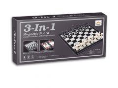 Магнітні шахи, нарди, шашки, VIVISC QX56810