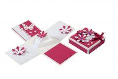 """Набір для творчості """"Кардмейкінг""""  - Виготовлення подарункової коробочки, Умняшка ВТК-010"""