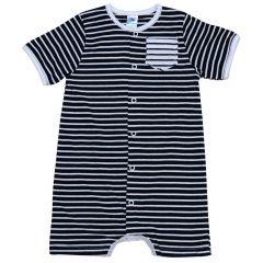 Трикотажный песочник для ребенка (темно-синий), Minikin 202702