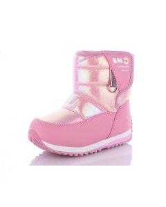Теплі чобітки для дівчинки, B40063-28
