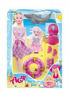 Набір лялька Ася з серії Морські пригоди, 35103