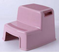 Сходинки у ванну Преміум (світло-рожеві), Babyhood ,BH-511LP