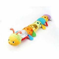 """М'яка іграшка гусениця """"Бенді"""" Balibazoo 80208"""