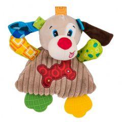 """М'ягка іграшка з прорізувачем """"Щенятко Том"""", Balibazoo 81227"""