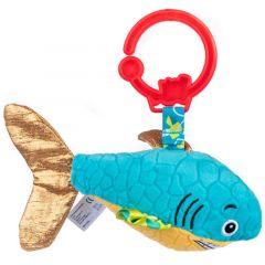 """Підвіска з пищалкою акула """"Рені"""", Balibazoo 80140"""