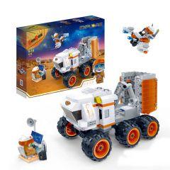 """Конструктор """"Космічні дослідження / марсохід з обладнанням"""", Banbao 6416"""