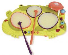 Музична іграшка - КВАКВАФОН (світло, звук), Battat BX1389Z