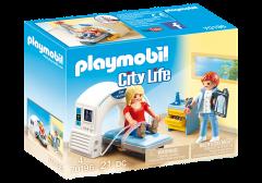 """Ігровий набір """"Рентгенолог"""" (21ел), Playmobil 70196"""