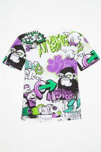 Трикотажна футболка для хлопчика, Reporter 203-0440B-14-200-1-D