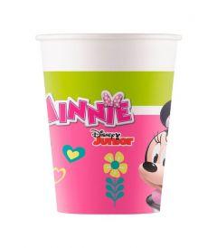 Паперові стаканчики Minnie Mouse / Мини Маус  200 мл (8 шт), 92201