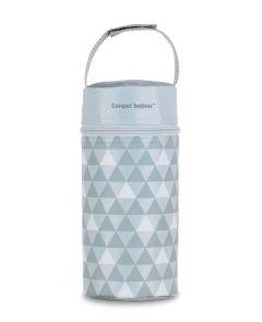 Термоупаковка, термос для дитячої пляшечки (трикутники), Canpol Babies 69/010