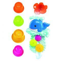 """Іграшка для ванної """"Водяний млин - Кит"""", Xing Long Da Toys 8805"""