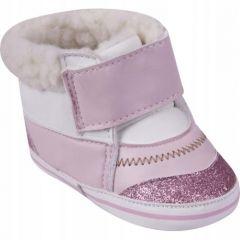 Пінетки-чобітки для дитини (рожеві), YO Club OB-084