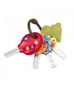 Розвиваюча Іграшка - Супер-Ключики, Battat BX1227Z