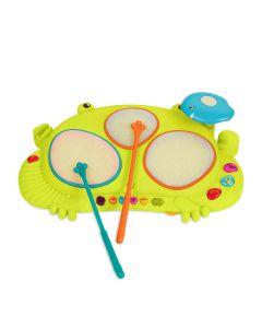 Музична іграшка - КВАКВАФОН (світло, звук), Battat BX1953Z