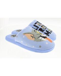 """Тапочки для дитини """"Tom and Jerry"""" (блакитні), K1T&21-15"""